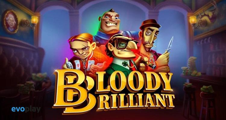 Evoplay startet neuen Bloody Brilliant Online-Slot