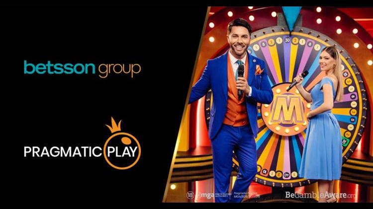 Betsson führt die Live-Casino-Suite von Pragmatic Play ein