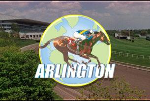 Arlington International Racecourse zu gewinnen