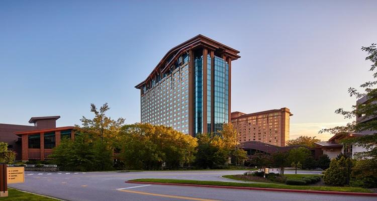 Cherokee, NC Casino-Erweiterung für Herbstabschluss