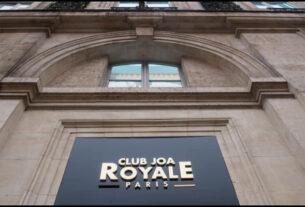 Club JOA Royale Paris bleibt für immer geschlossen