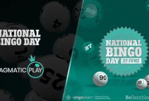 Feiern Sie den National Bingo Day online mit Pragmatic Play