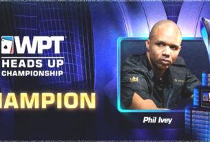 Phil Ivey dominiert gegen Patrik Antonius im WPT HU-Event