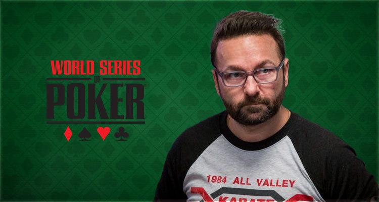Poker-Profi Daniel Negreanu gibt WSOP-Pläne bekannt
