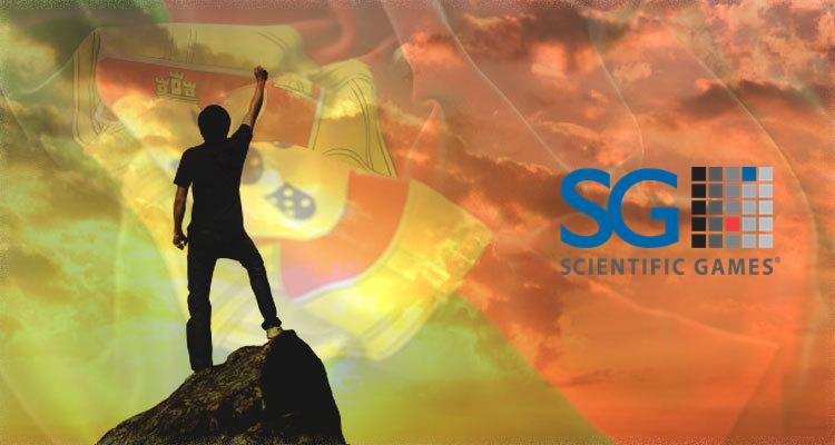 Portugal Instant-Games-Vertrag für Scientific Games