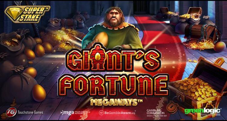 Stakelogic veröffentlicht neuen Online-Slot Giant's Fortune Megaways
