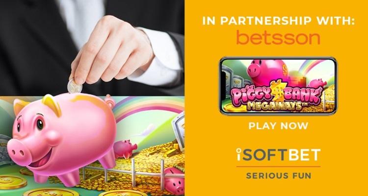 iSoftBet-Erfolg mit Betsson-Kollaboration für Debüt-Slot