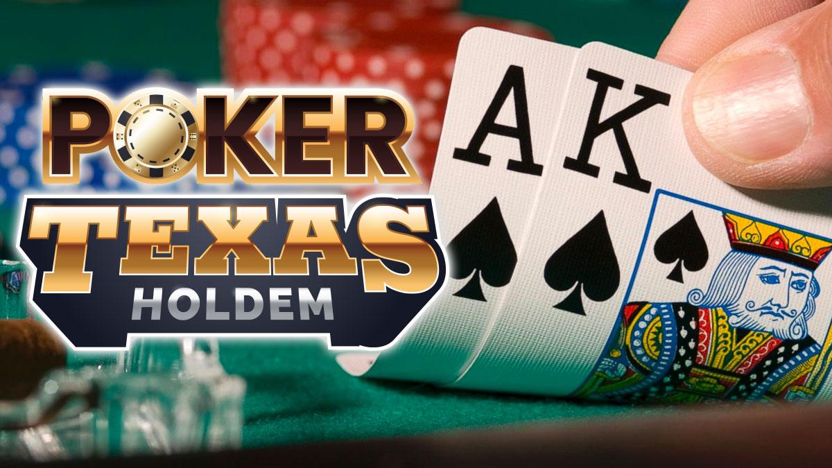 Texas Holdem Pokertisch
