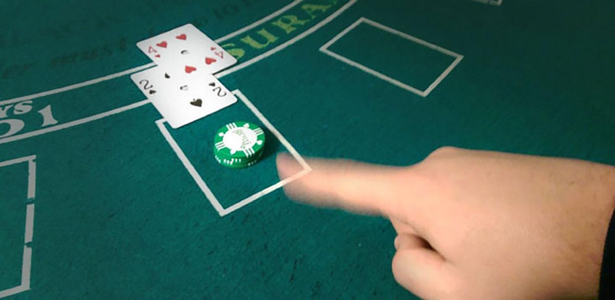 Schlagen-Blackjack