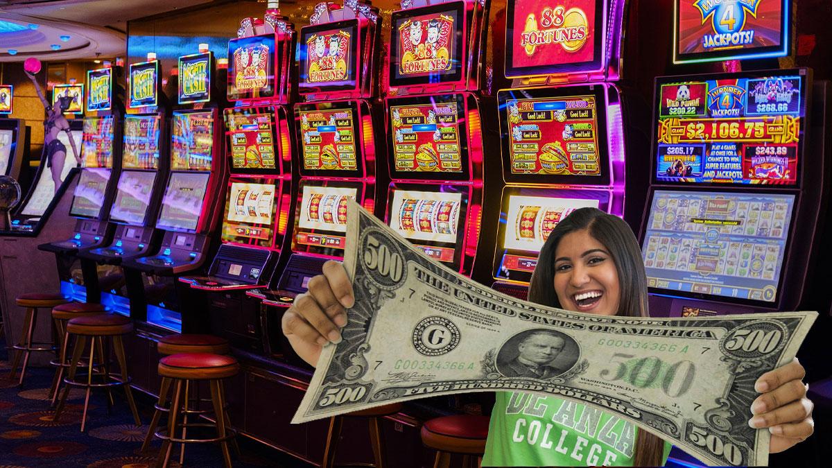 Erweitern der Slots-Bankroll