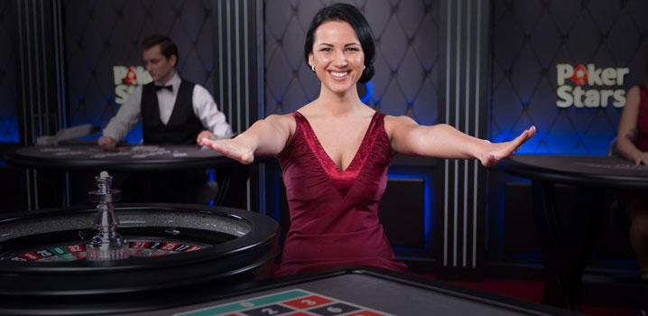 Poker-Händler