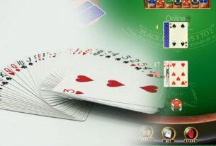 Kartenspiel und Online-Blackjack