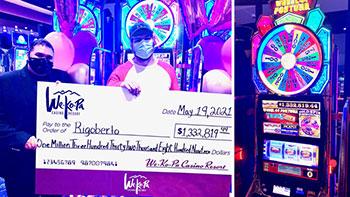 Glücksrad für die Gewinne – Casino Player Magazine |  Strictly Slots Magazine