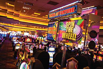 Veränderung für den Wetter – Casino Player Magazine    Strictly Slots Magazine