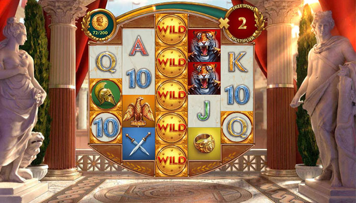 Rom: The Golden Age Slot