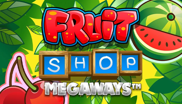 NetEnt Slot Fruit Shop Megaway