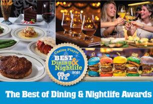 The Best Of Dining & Nightlife Awards 2021 – Casino Player Magazine |  Strictly Slots Magazine