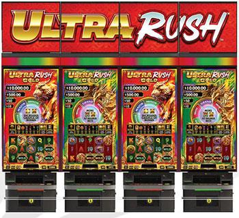 The Ultimate Rush – Casino Player Magazine    Strictly Slots Magazine