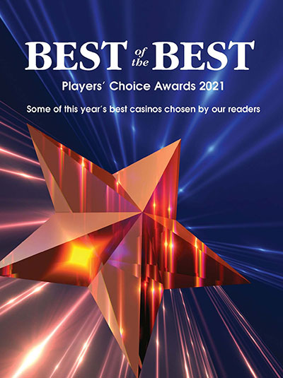 Best Of The Best – Players' Choice Awards 2021 – Casino Player Magazine |  Strictly Slots Magazine