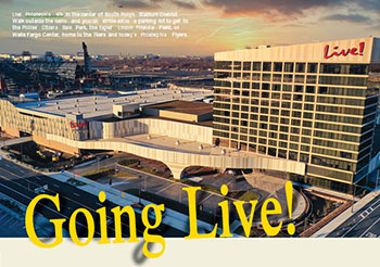 Live gehen!  – Casino-Spieler-Magazin    Strictly Slots Magazine