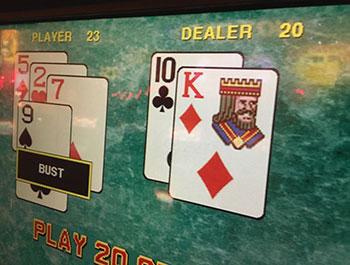 VORSICHT VORFAHREN – Casino Player Magazine    Strictly Slots Magazine